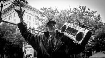beatbox man
